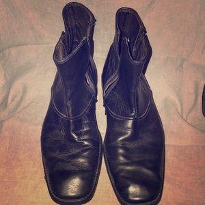Cole Haan Men's Montgomery Zip Chelsea Boot Sz 10